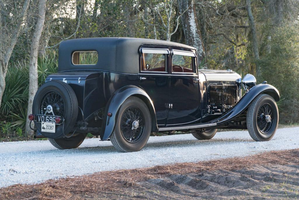 Bentley 8 Litre Vanden Plas Saloon