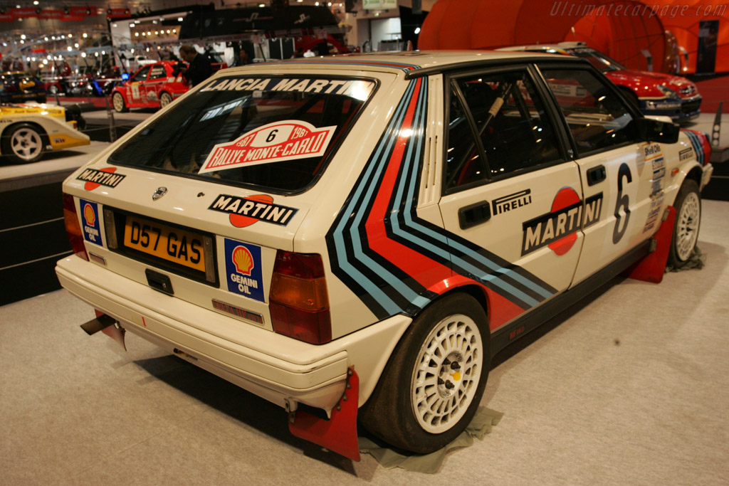 Lancia Delta HF 4WD Group A - Chassis: ZLA831AB000366111  - 2011 Essen Motor Show