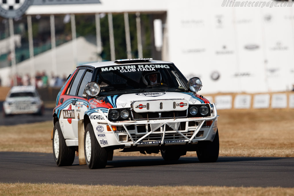 Lancia Delta HF Integrale Evoluzione Group A - Chassis: ZLA831AB000556735   - 2018 Goodwood Festival of Speed