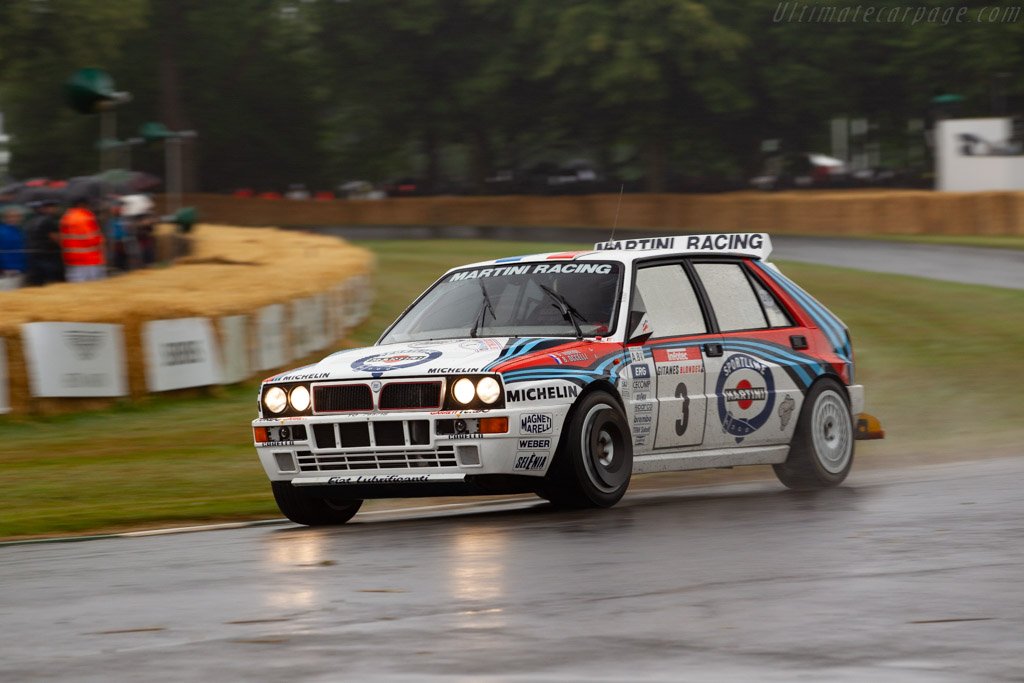 Lancia Delta HF Integrale Evoluzione Group A - Chassis: ZLA831AB000556746  - 2019 Goodwood Festival of Speed