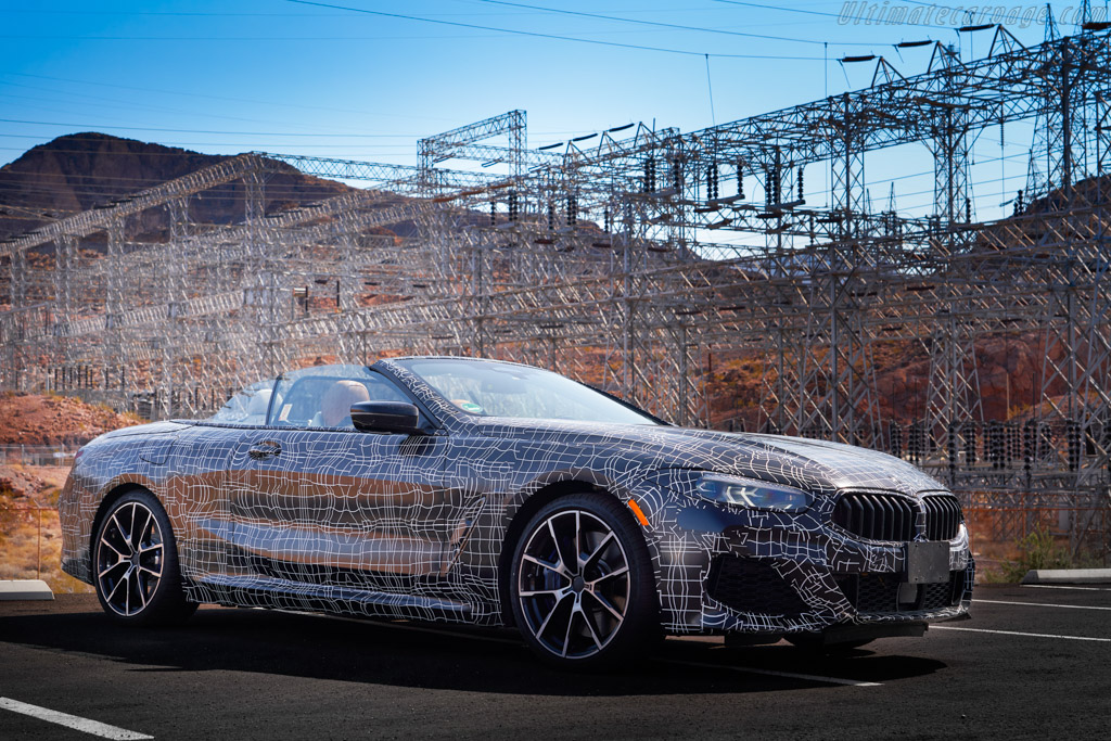 BMW 8 Series Cabriolet