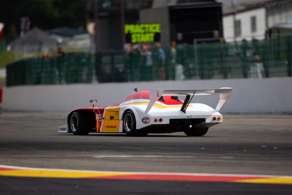 Lola T390 Ford - Chassis: HU3   - 2018 Spa Six Hours