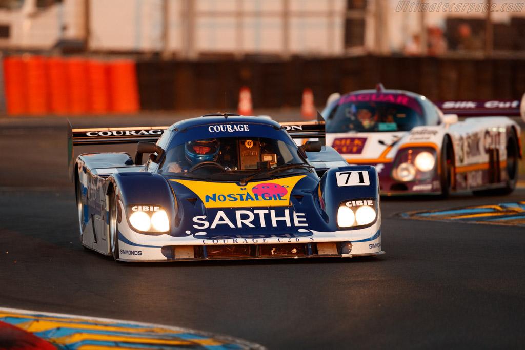 Cougar C26S Porsche - Chassis: C02-02   - 2018 Le Mans Classic