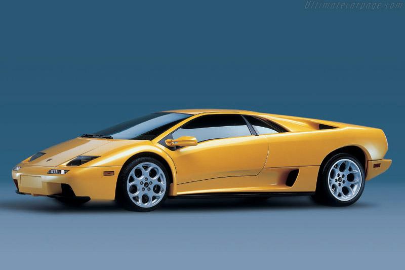 2000 2001 Lamborghini Diablo Vt 6 0 Gallery Images
