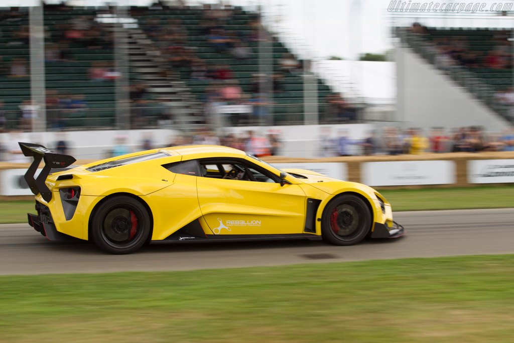 Zenvo TSR    - 2017 Goodwood Festival of Speed