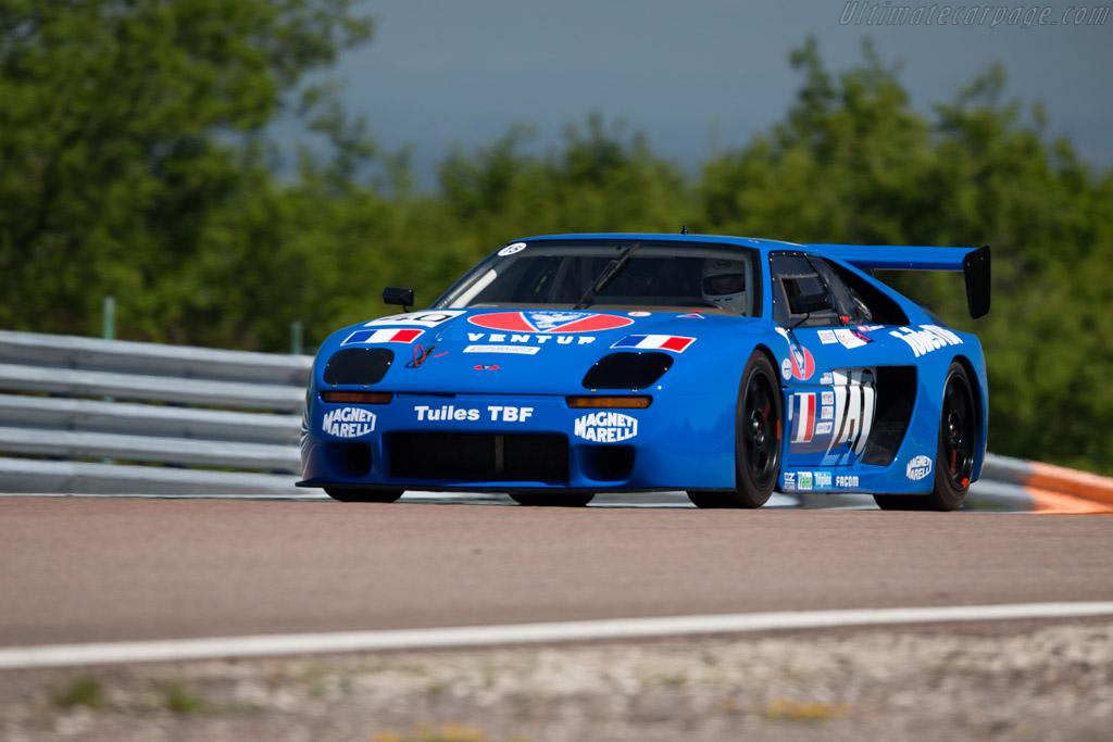 Venturi 600 SLM - Chassis: LM003   - 2017 Grand Prix de l'Age d'Or