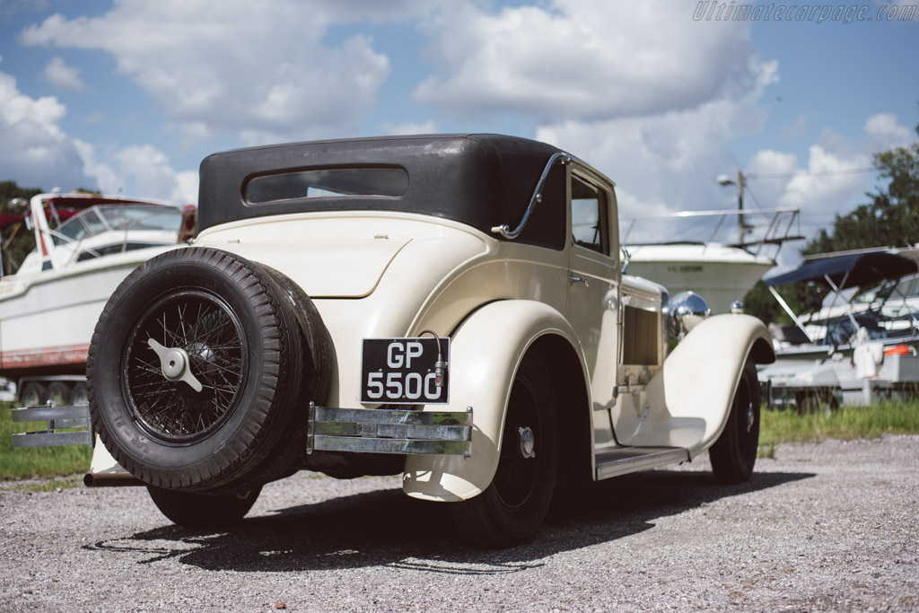 Isotta Fraschini 8A Lancefield Coupe