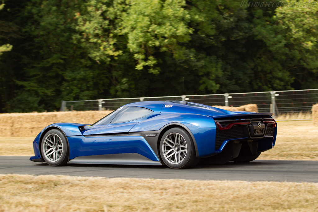 Nio EP9    - 2018 Goodwood Festival of Speed