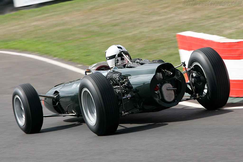BRM P261 - Chassis: P2617   - 2006 Goodwood Revival