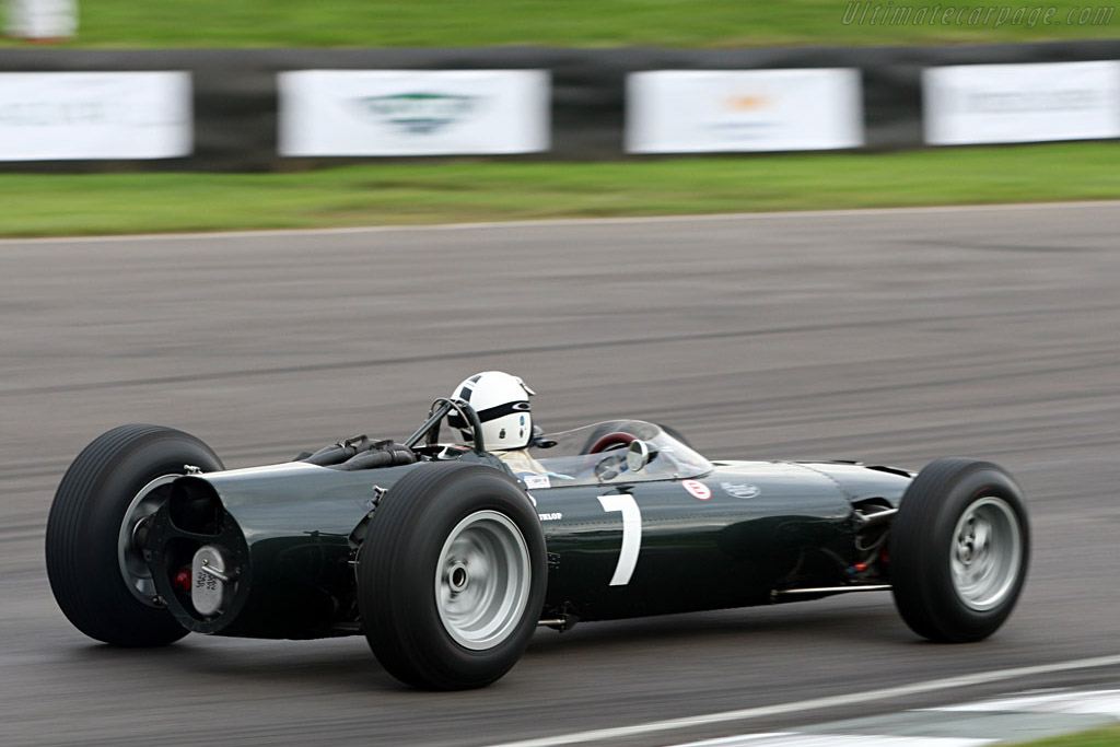 BRM P261 - Chassis: P2617   - 2007 Goodwood Revival