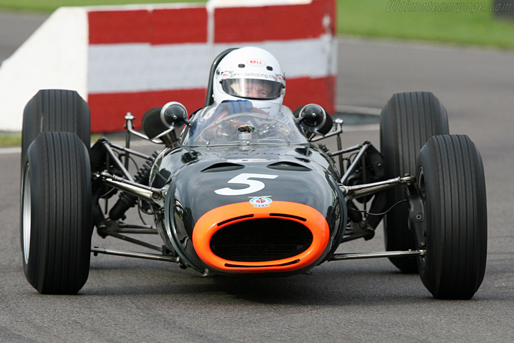 BRM P261 - Chassis: P2615   - 2007 Goodwood Revival
