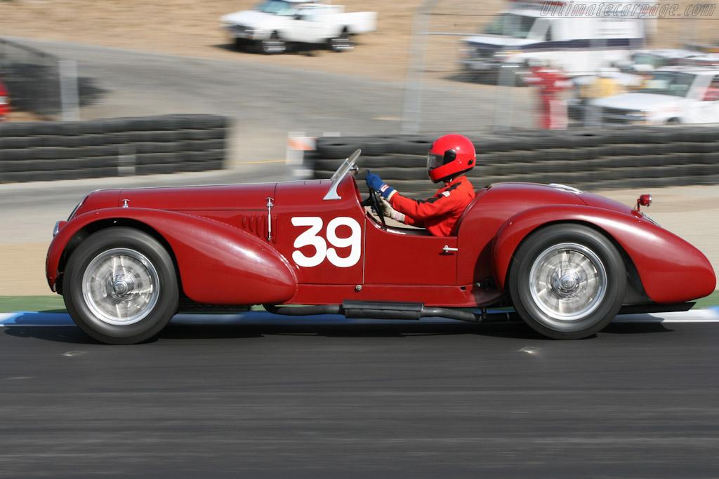 Alfa Romeo 6c 2500 Ss Corsa Spider Chassis 913213