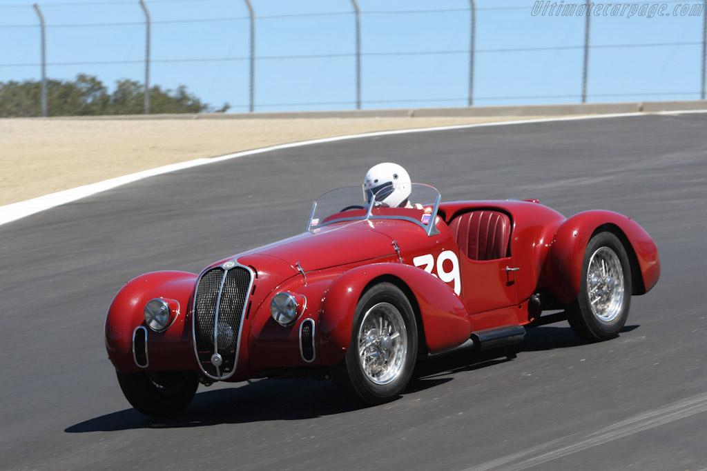 Alfa Romeo 6C 2500 SS Corsa Spider - Chassis: 913213   - 2007 Monterey Historic Automobile Races