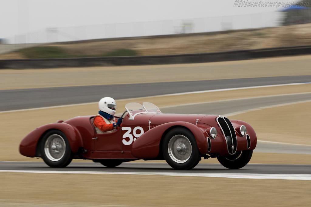 Alfa Romeo 6C 2500 SS Corsa Spider - Chassis: 913213   - 2008 Monterey Historic Automobile Races