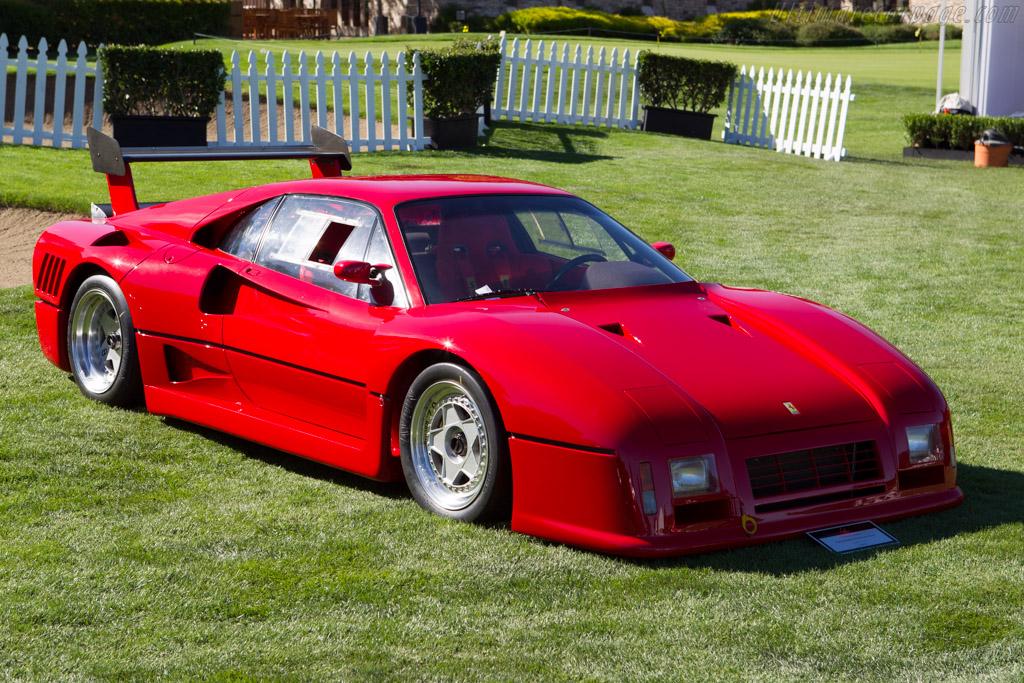 Ferrari 288 Gto Evoluzione Chassis 79888 2013 The Quail