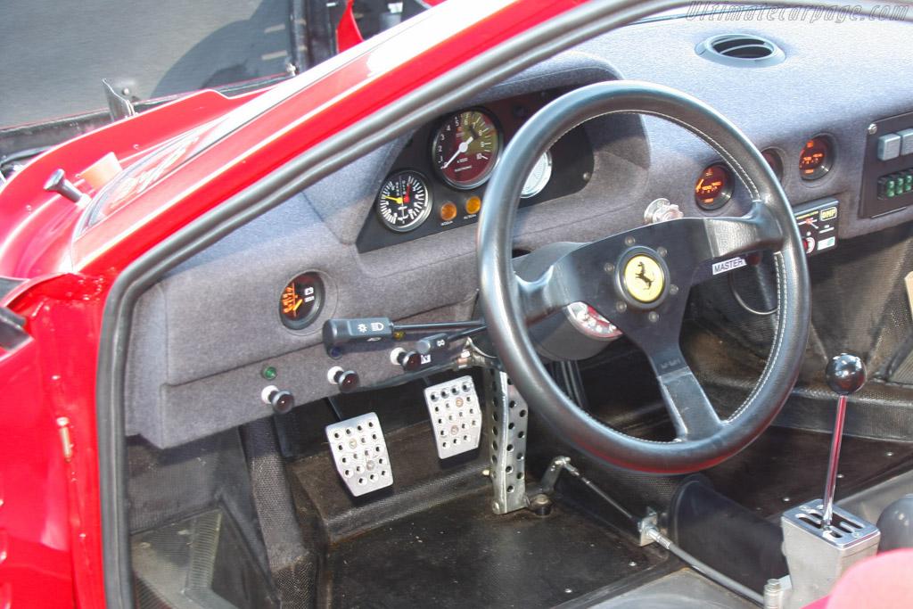 Ferrari 288 GTO Evoluzione - Chassis: 79888   - 2013 The Quail, a Motorsports Gathering
