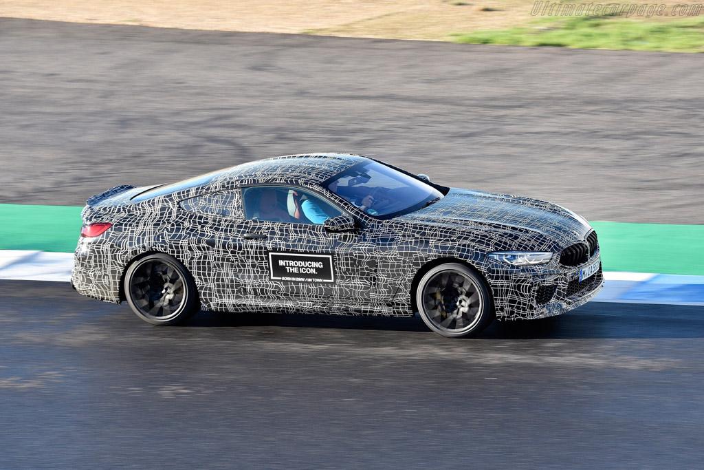BMW M8 Gran Coupe