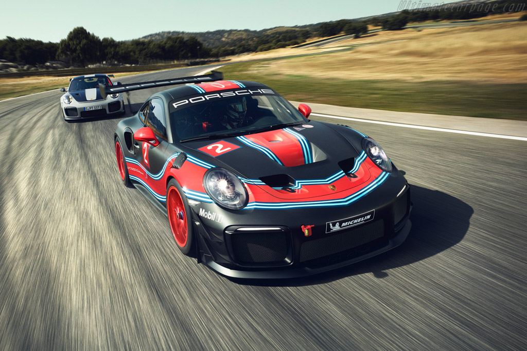 2019 Porsche 911 Gt2 Rs Clubsport Gallery Images