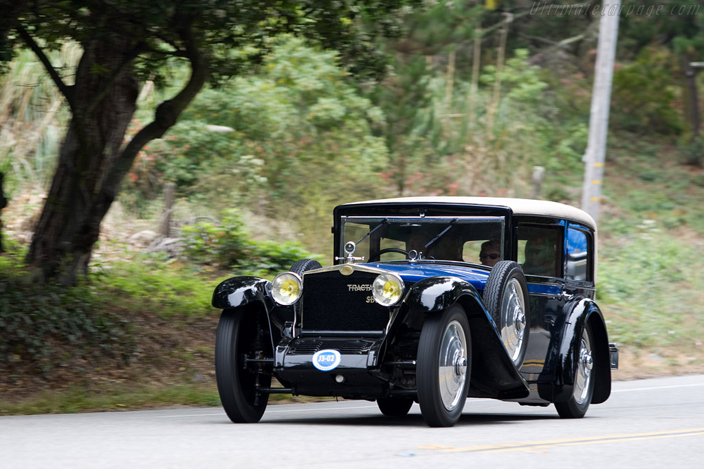 Tracta E Henri Le Moine Coupe - Chassis: 605   - 2008 Pebble Beach Concours d'Elegance