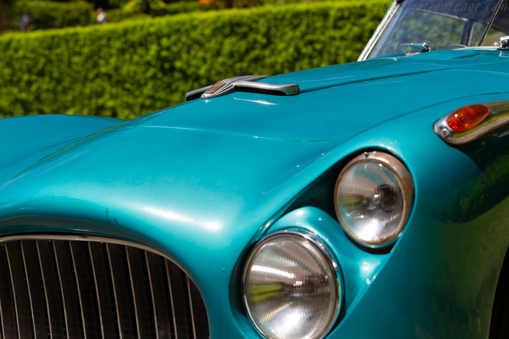 Fiat 8V Rapi Berlinetta - Chassis: 106*000100  - 2018 Concorso d'Eleganza Villa d'Este