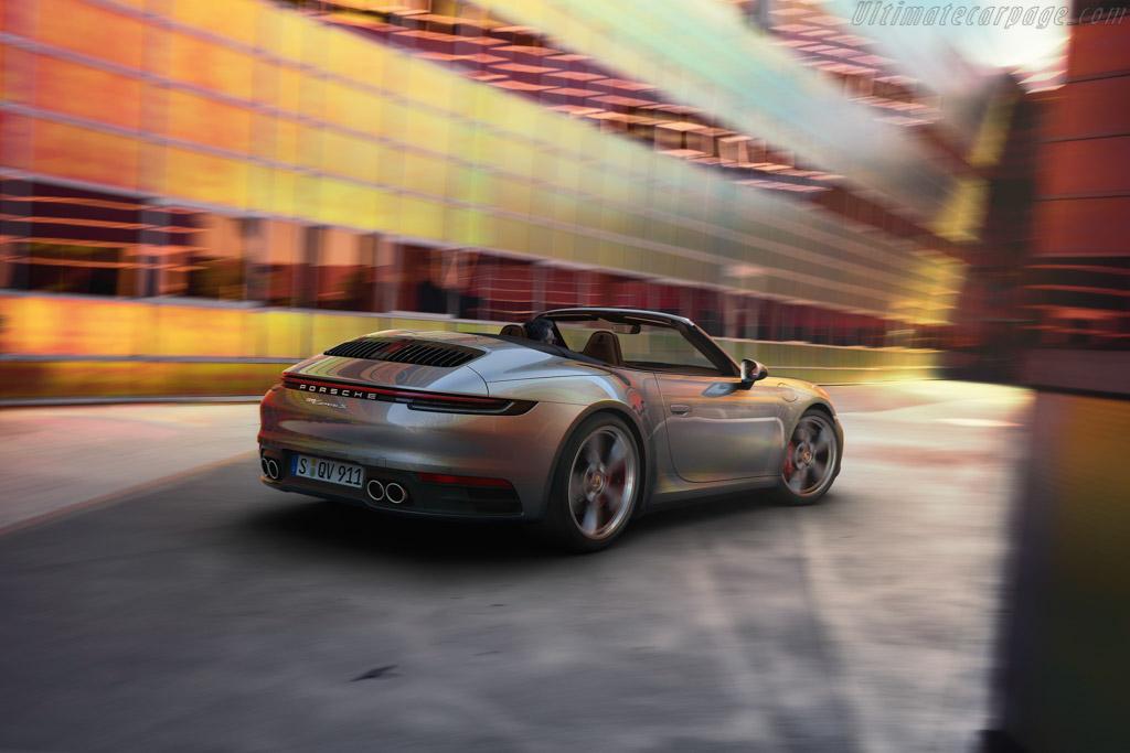 Porsche 911 Carrera S Cabriolet