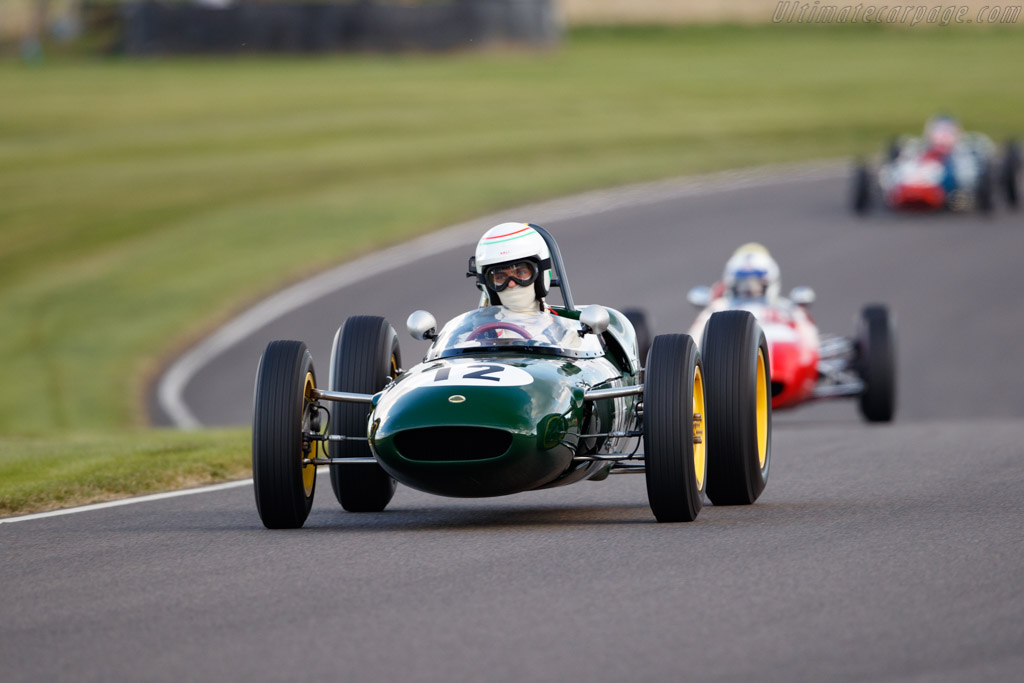 Lotus 21 Climax - Chassis: 937   - 2018 Goodwood Revival