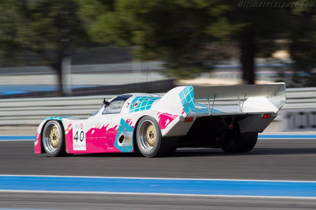 Porsche 962c Chassis 962 131 2016 Dix Mille Tours