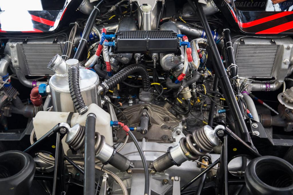 Porsche 962C - Chassis: 962-147   - 2017 Hungaroring Classic