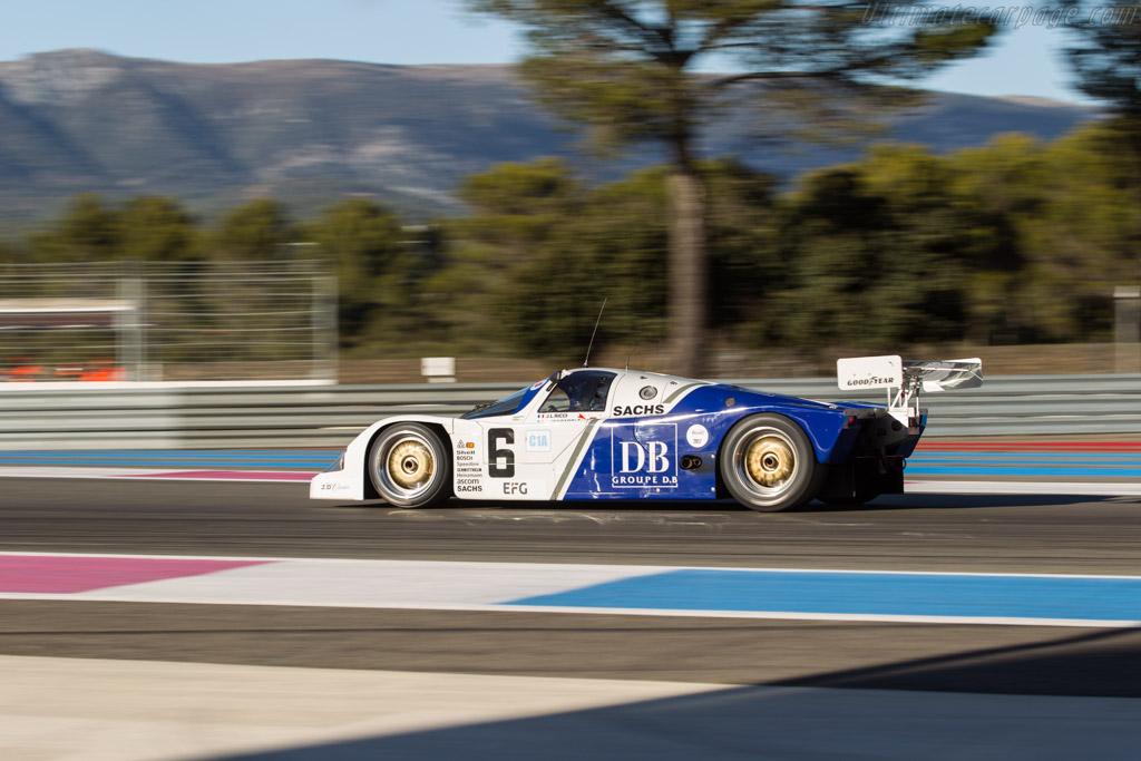 Porsche 962C - Chassis: 962-144   - 2017 Dix Mille Tours