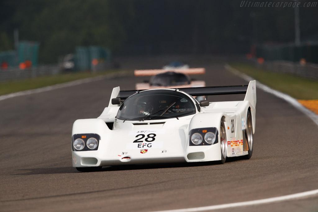 Porsche 962C - Chassis: 962-174   - 2018 Spa Classic