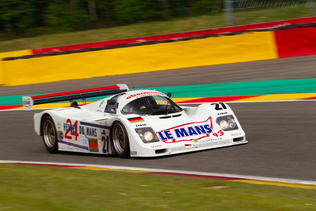 Porsche 962C - Chassis: 962-155  - 2019 Spa Classic