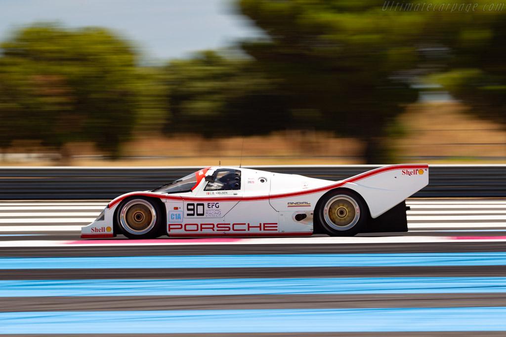 Porsche 962C - Chassis: 962-162  - 2020 Dix Mille Tours