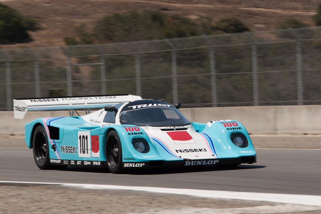 Porsche 962C - Chassis: 962-170   - 2009 Monterey Historic Automobile Races