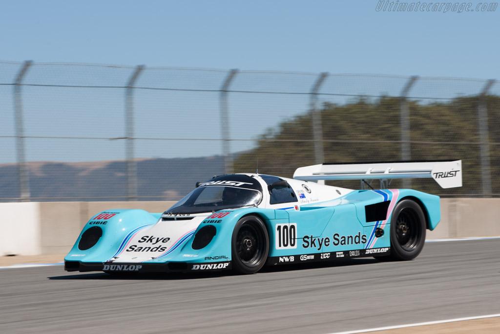 Porsche 962C - Chassis: 962-170   - 2011 Monterey Motorsports Reunion