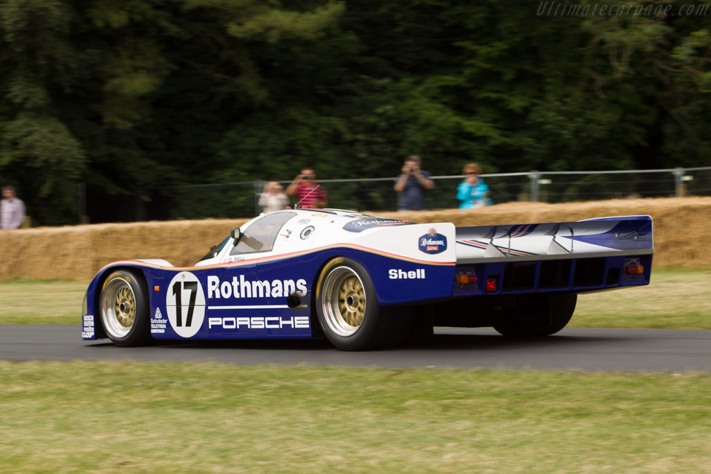 Porsche 962C - Chassis: 962-006   - 2014 Goodwood Festival of Speed