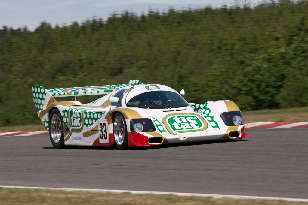 Porsche 962C - Chassis: 962-141   - 2011 Spa Classic