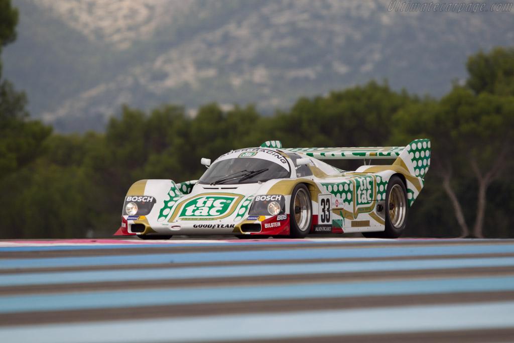 Porsche 962C - Chassis: 962-141   - 2013 Dix Mille Tours