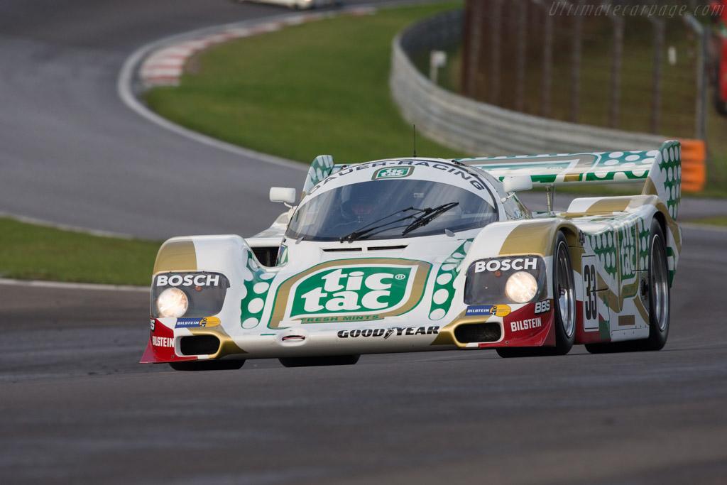 Porsche 962C - Chassis: 962-141   - 2014 Historic Grand Prix Zandvoort
