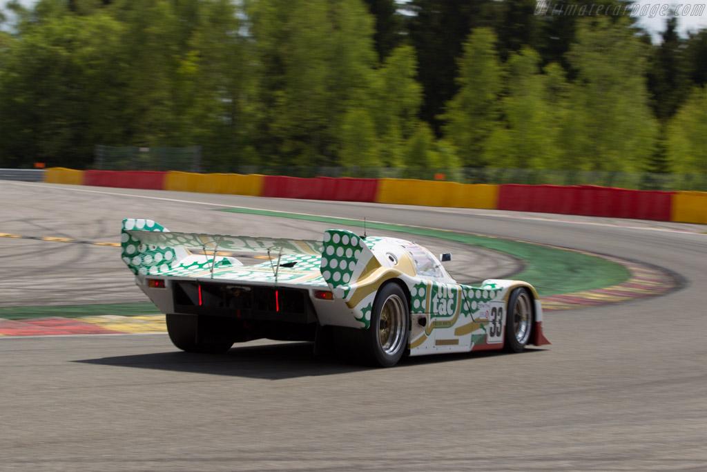 Porsche 962C - Chassis: 962-141   - 2015 Spa Classic