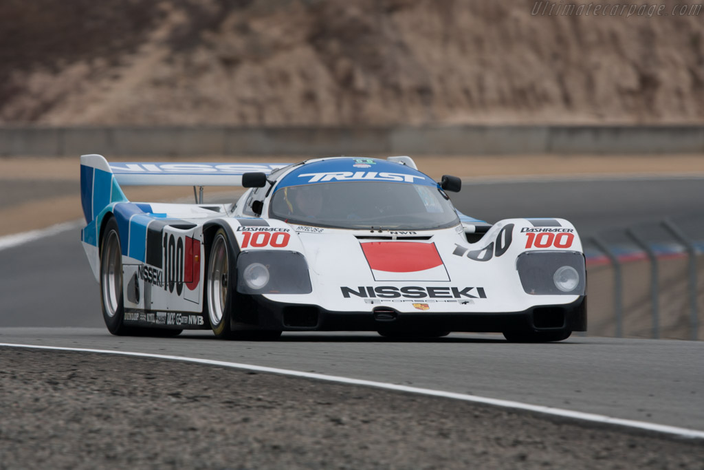 Porsche 962C - Chassis: 962-127   - 2010 Monterey Motorsports Reunion