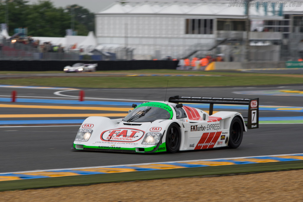 Porsche 962C - Chassis: 962-011   - 2008 24 Hours of Le Mans