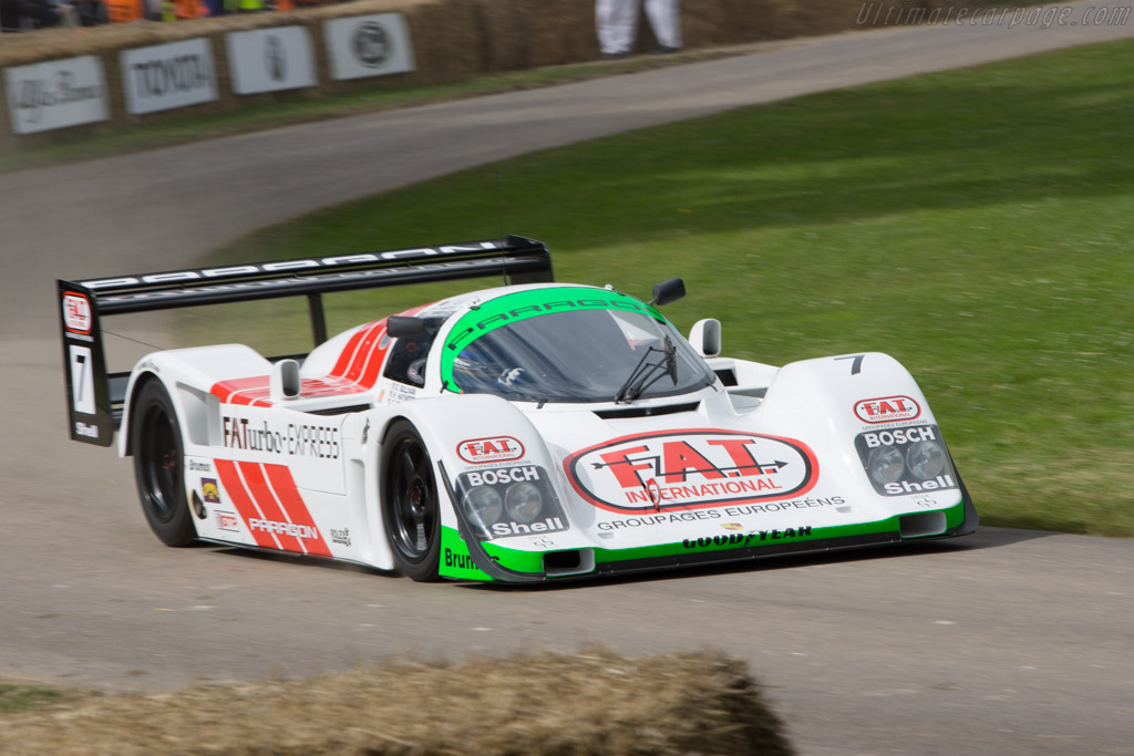 Porsche 962C - Chassis: 962-011   - 2008 Goodwood Festival of Speed