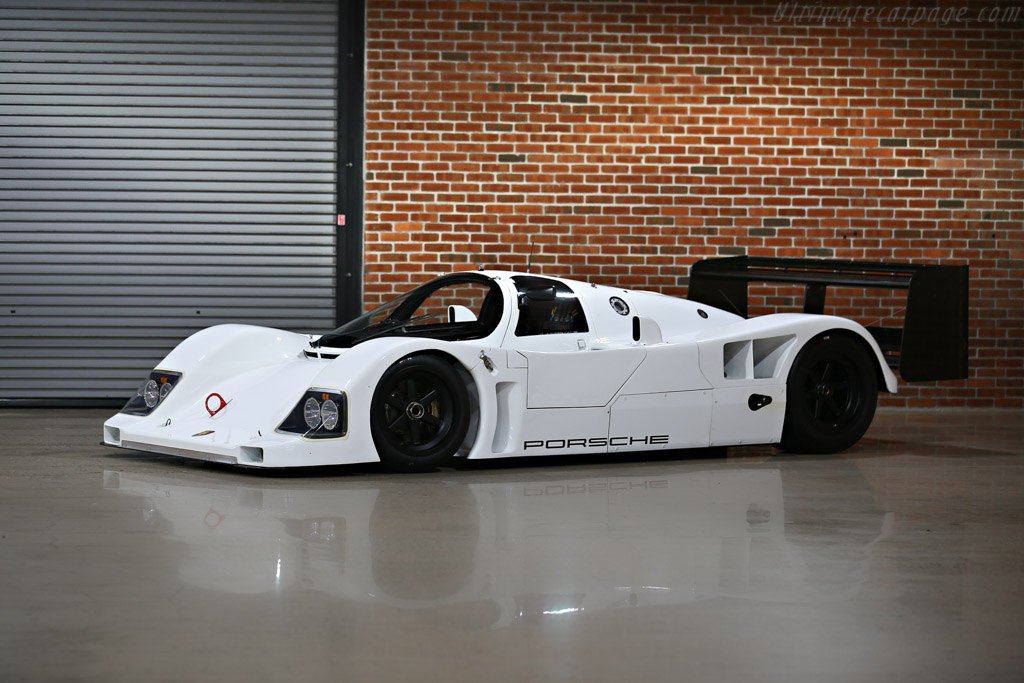1989 Porsche 962c Chassis 962 012 Ultimatecarpage Com