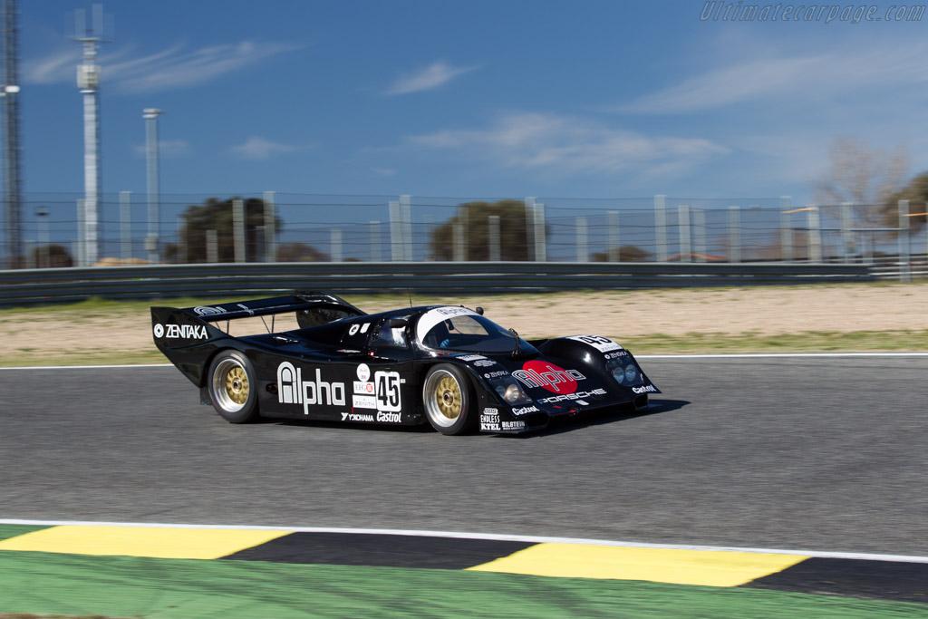 Porsche 962C - Chassis: 962-154   - 2016 Jarama Classic