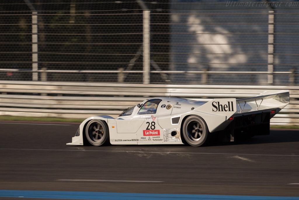 Porsche 962C - Chassis: 962-147   - 2016 Le Mans Classic