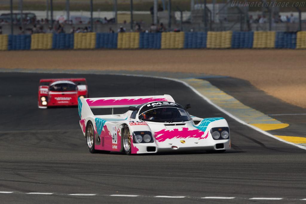Porsche 962C - Chassis: 962-131   - 2016 Le Mans Classic