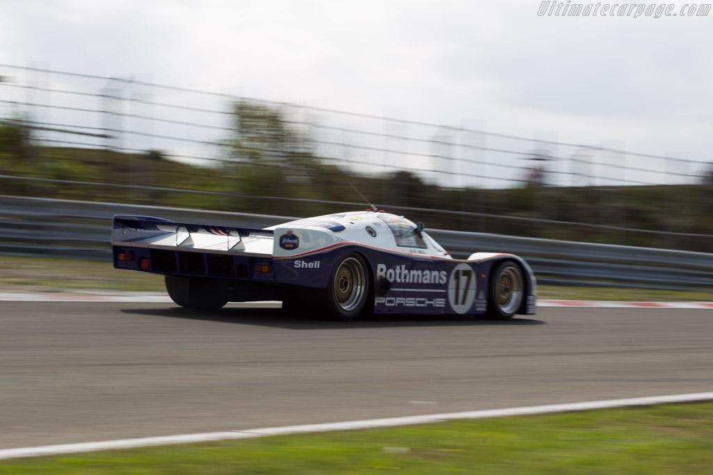 Porsche 962C - Chassis: 962-006   - 2016 Historic Grand Prix Zandvoort
