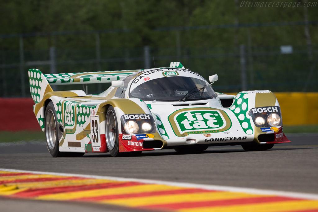 Porsche 962C - Chassis: 962-141   - 2016 Spa Classic