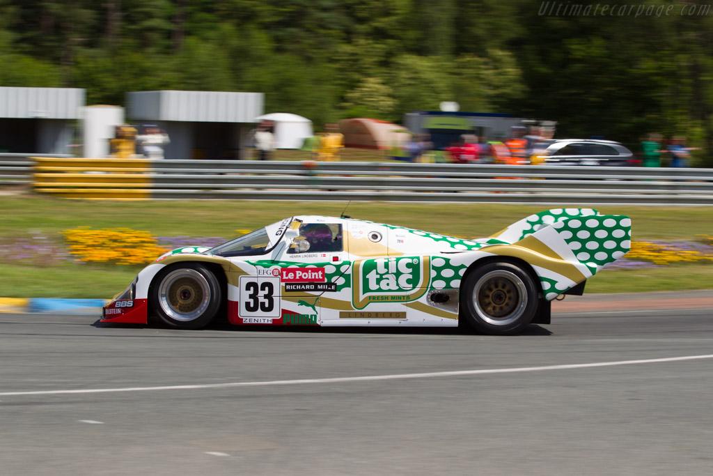 Porsche 962C - Chassis: 962-141   - 2016 Le Mans Classic