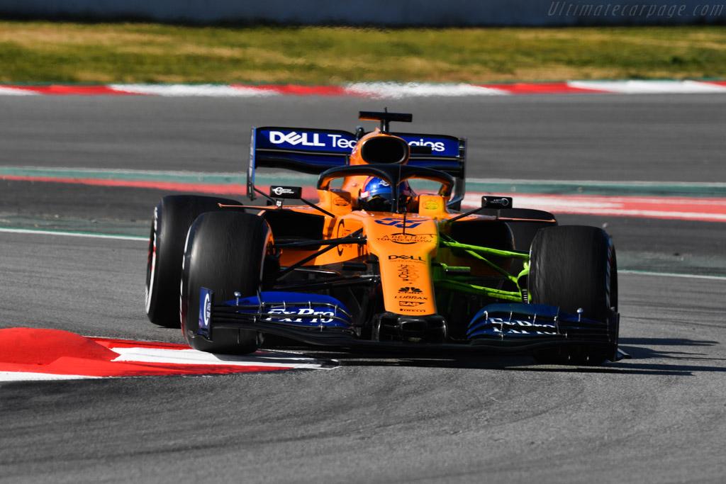 McLaren MCL34 Renault